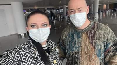 Гордона депортували з Грузії: він заявляє, що через підтримку Саакашвілі