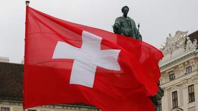 Швейцария расширила санкции против россиян за оккупацию Крыма