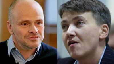 """""""Ви не у Медведчука на каналі"""": Радуцький і Савченко влаштували перепалку в прямому ефірі"""