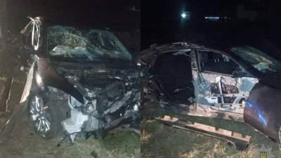 Водитель не справился с управлением: на Волыни в страшном ДТП погибла 17-летняя девушка