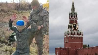 Россия отказалась обсуждать судьбу задержанного боевика Косяка на ТКГ