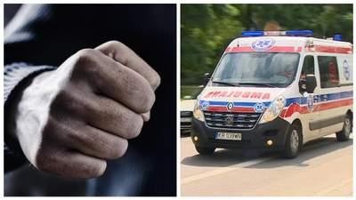 В Польше владелец паба выбил украинцу глаз во время драки