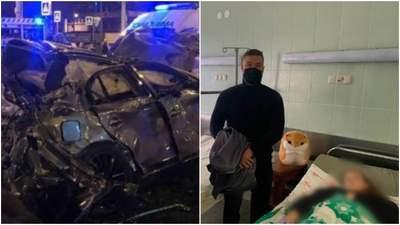 Постраждала у ДТП в Харкові заявила, що їй погрожують: дівчину взяли під охорону