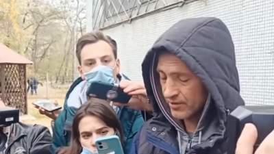 """Отец Харьковского мажора говорит, что мужчина с фамилией Шарий предлагал ему """"откупить"""" сына"""
