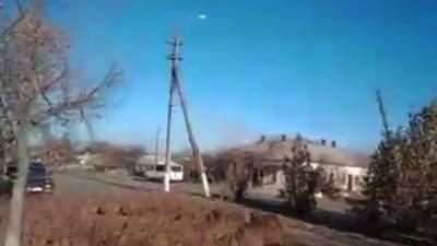 """""""С*ка, в дом летит"""": местные сняли обстрел боевиками Гранитного"""