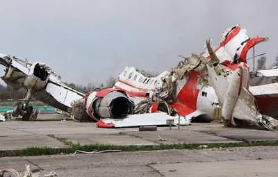 Смоленська катастрофа: експерти з Британії виявили тротил на уламках літака Качинського