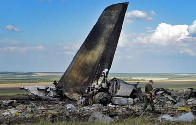 П'яті роковини збиття ІЛ-76 на Донбасі: що відомо про страшну трагедію