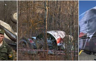 Смоленська трагедія: вибухівку знайшли в деталі літака, яку ніхто, крім росіян, не розкручував