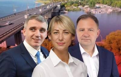 Кто баллотируется в мэры Николаева: список кандидатов