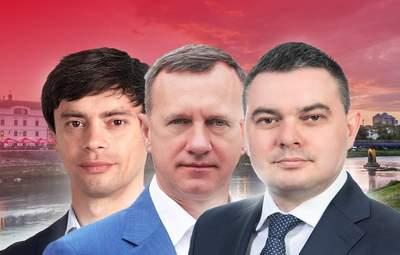 Кто баллотируется в мэры Ужгорода: список кандидатов