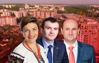 Кто баллотируется в мэры Хмельницкого: список кандидатов