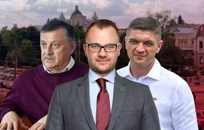Кто баллотируется в мэры Луцка: список кандидатов