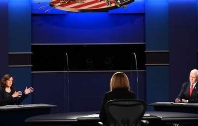 Камала Харрис против Майка Пенса: кто победил в дебатах кандидатов в вице-президенты США