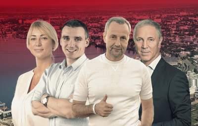 Миколаїв і Херсон: рейтинги партій і кандидатів у мери