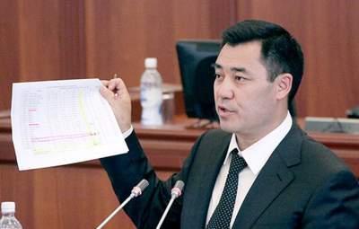 У Киргизстані затвердили нового прем'єра – Садира Жапарова: що про нього відомо