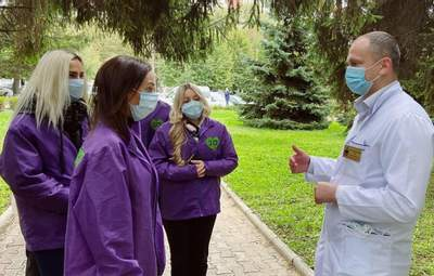 Соратницы Игоря Палицы принесут на Банковую полмиллиона подписей за отставку Степанова