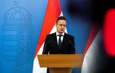 В МИД Венгрии призвали поддержать одну из партий в день выборов в Украине