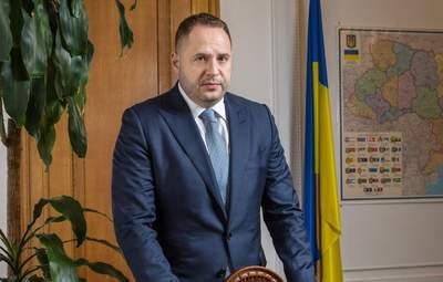 Ермак заявил, что не слышал скандальных заявлений своего зама Татарова о Революции Достоинства