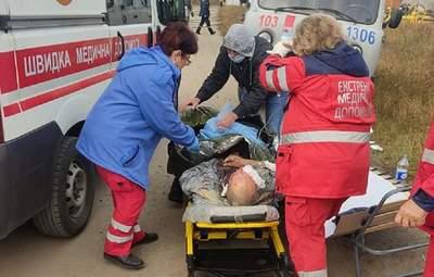 Взрыв газа на Харьковщине: известно состояние пострадавших