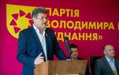 Кузня кадрів Ахметова: що відомо про мера Запоріжжя Володимира Буряка