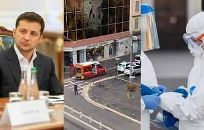 Головні новини 29 жовтня: Зеленський екстрено скликав РНБО, теракт у Ніцці та смерть Бабича