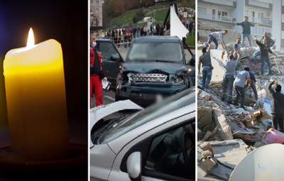 Главные новости 30 октября: смерти на Донбассе и Киеве, землетрясение в Турции, новое о главе КС