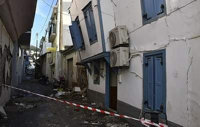 Землетрус у Греції забрав життя чотирьох людей: серед них діти – відео