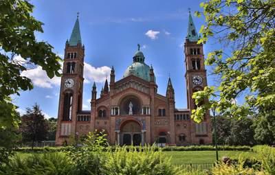 В Австрии полсотни исламистов напали на католическую церковь