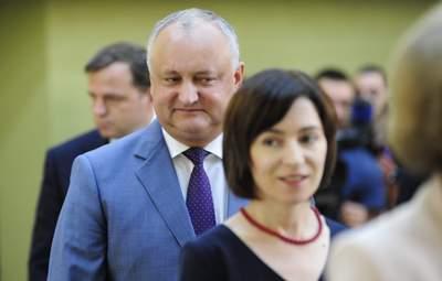 Вибори президента Молдови: у першому турі перемогла проєвропейська кандидатка Майя Санду