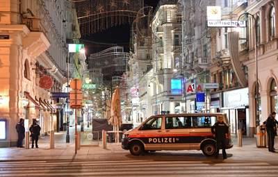Відень у страху: що відомо про брутальну атаку терористів у Австрії