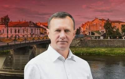 На выборах мэра Ужгорода победил действующий глава города Андреев