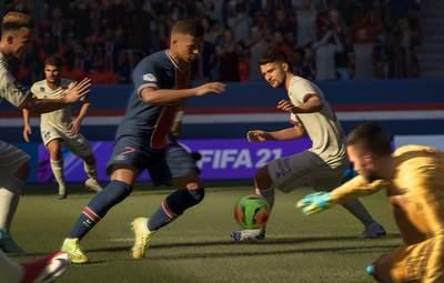 Українець потрапив у команду тижня FIFA 21: які показники він отримав у грі