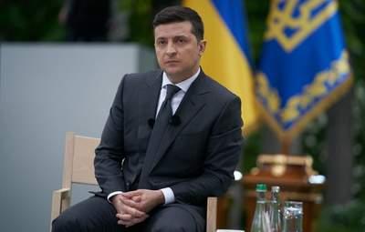 События в Кривом Роге являются проявлением абсолютного терроризма, – президент Зеленский