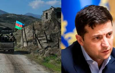 Главные новости 9 ноября: историческое соглашение по Нагорному Карабаху, COVID-19 у Зеленского