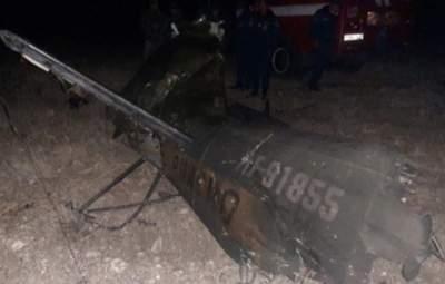 Збиття Азербайджаном гелікоптера Росії: заяви Москви та Баку