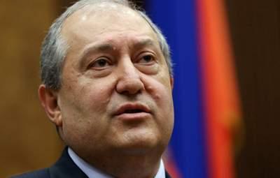 Я не брав участі ні в яких переговорах, – президент Вірменії про угоду щодо Нагірного Карабаху