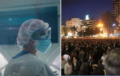 Главные новости 11 ноября: карантин выходного дня в Украине и обострение ситуации в Армении