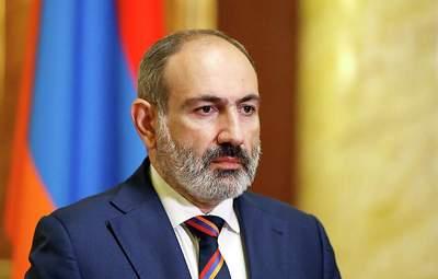 Вірменський парламент проведе позачергове засідання щодо відставки Пашиняна