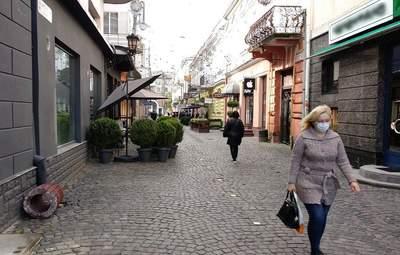 Тернополь также отменил карантин выходного дня
