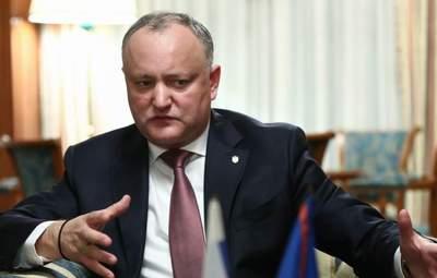 Должны дать им по морде, – Додон зовет молдаван на протест, если проиграет выборы