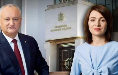 2 тур виборів президента Молдови: Санду перемагає проросійського Додона – дані екзитполів