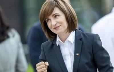 Маємо вивести Молдову з ізоляції та розморозити відносини з Україною, – Санду