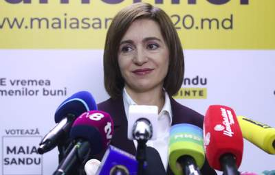 Крим – частина України, – Санду