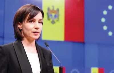 Это официальная позиция, – Санду потребует вывода войск России из Приднестровья