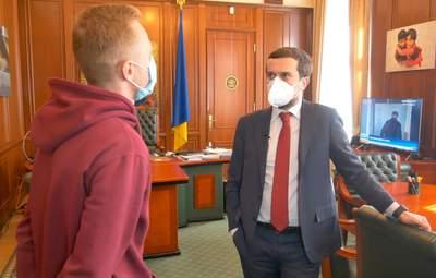 Могли випить по бокалу вина, – Кирилл Тимошенко оценил работу с Ермаком и Богданом