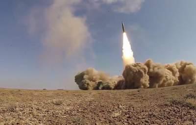 Показали запуск армянских ракет по азербайджанским войскам во время войны: видео