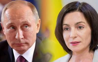 Кремль миттєво відреагував на заклик Молдови вивести війська