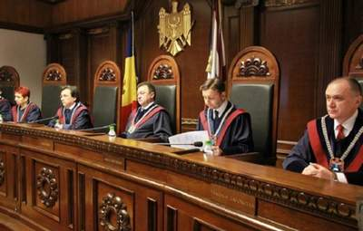 Конституционный суд Молдовы затягивает с признанием президентских выборов