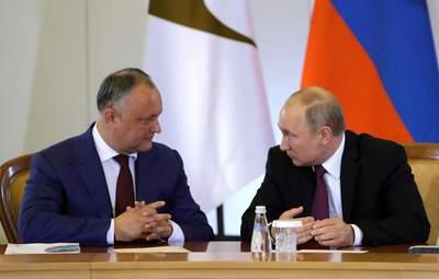 Русифікація Молдови: Додон на завершення каденції вирішив гучно прислужитися Кремлю