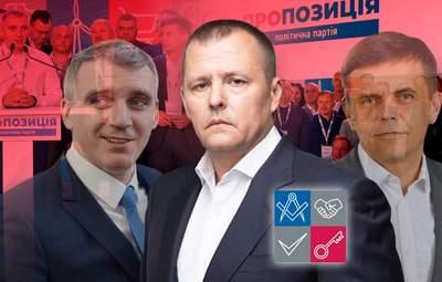 """Партия мэров и Корбана: что надо знать о """"Пропозиції"""""""